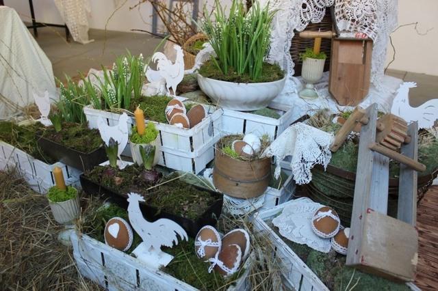 Výstava Jaro v Holešově